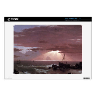 Frederic Edwin Church - The wreck Acer Chromebook Decal