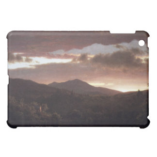 Frederic Edwin Church - Twilight (Catskill Mountai iPad Mini Cases