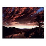 Frederic Edwin Church - Twilight in the Wilderness Postcard