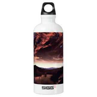 Frederic Edwin Church - Twilight in the Wilderness SIGG Traveler 0.6L Water Bottle