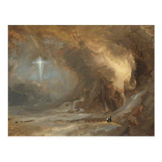 Frederic Edwin Church - Vision of the Cross Postcard