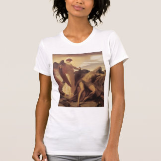 Frederic Leighton- Elijah in the Wilderness T-shirt