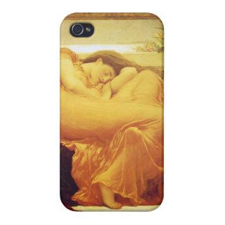"Frederic Leighton, ""Flaming June"" iPhone 4 Case"