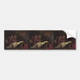 Frederic Leighton-Reconciliation of Montagues Bumper Stickers