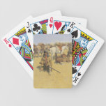 Frederic Remington Art Bicycle Card Deck