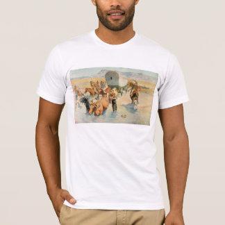 Frederic Remington Art T-Shirt