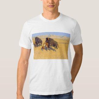 Frederic Remington Art T-shirts