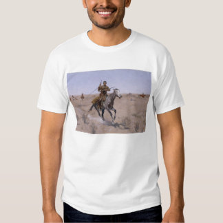 Frederic Remington Art Tee Shirts