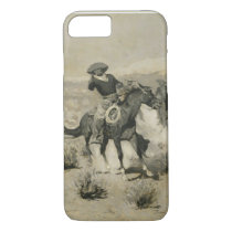 Frederic Remington Iphone Case