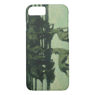 Frederic Remington - The Call for Help iPhone 8/7 Case
