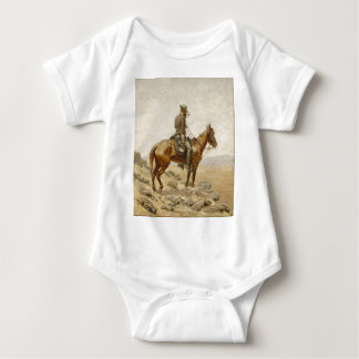 Frederic Remington - The Lookout T Shirt