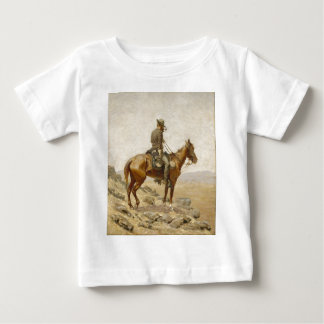 Frederic Remington - The Lookout T-shirt