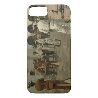 Frederic Remington - The Mier Expedition iPhone 8/7 Case