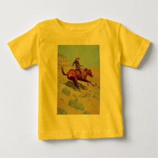 Frederic Remington's The Cowboy (1902) Infant T-shirt