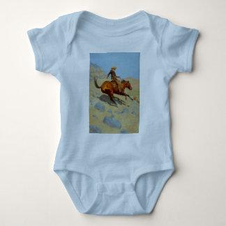 Frederic Remington's The Cowboy (1902) T-shirt