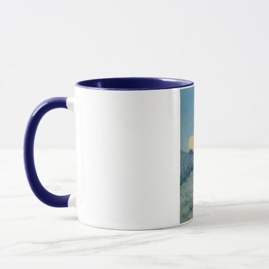 Frederic Remington's The Outlier 1909 Mug