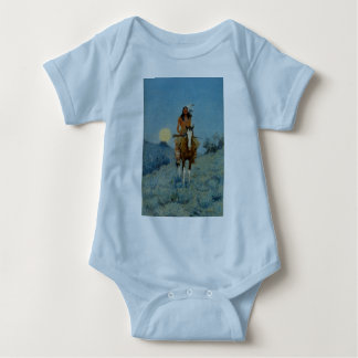 Frederic Remington's The Outlier 1909 Shirt