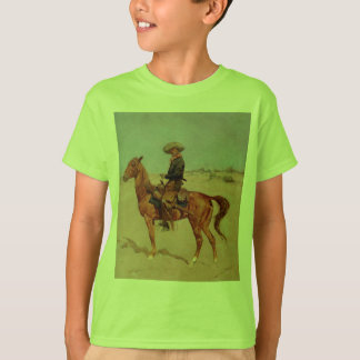 Frederic Remington's The Puncher (1895) T-Shirt