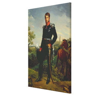 Frederic William III  King of Prussia, 1814 Canvas Print