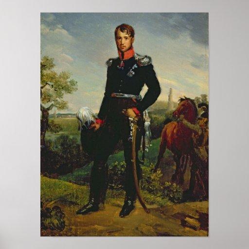 Frederic William III  King of Prussia, 1814 Print
