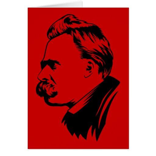 Frederich Nietzsche Portrait Cards
