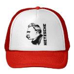 Frederich Nietzsche Portrait Hat