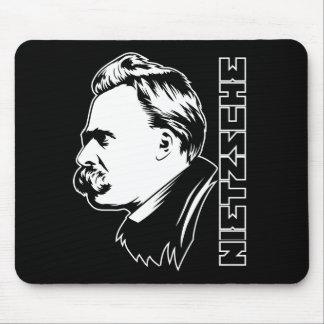 Frederich Nietzsche Portrait Mousepad
