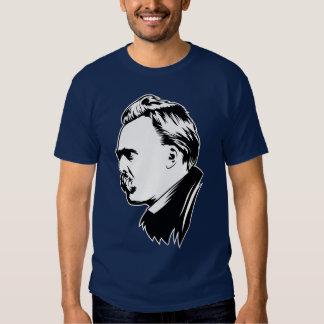 Frederich Nietzsche Portrait Mousepad T Shirt