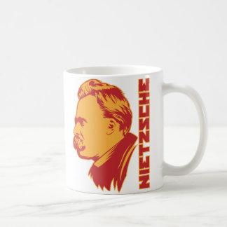 Frederich Nietzsche Portrait Mug