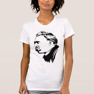 Frederich Nietzsche Portrait Shirt