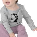 Frederich Nietzsche Portrait Shirts
