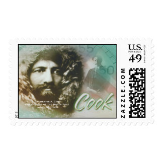 Frederick A. Cook Discoverer of the N... Postage Stamps