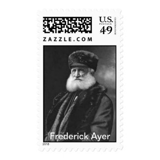 Frederick Ayer Stamps
