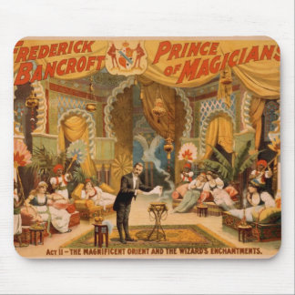Frederick Bancroft Mouse Pad
