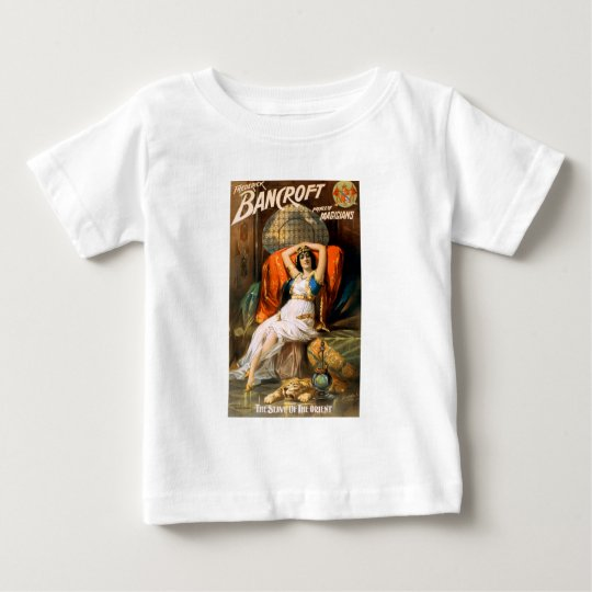 Frederick Bancroft Prince of Magicians Baby T-Shirt