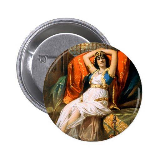 Frederick Bancroft Prince of Magicians Pinback Button