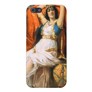 Frederick Bancroft Prince of Magicians Cover For iPhone SE/5/5s