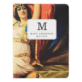 Frederick Bancroft, Prince of Magicians Extra Large Moleskine Notebook