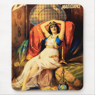 Frederick Bancroft, Prince of Magicians Mouse Pad