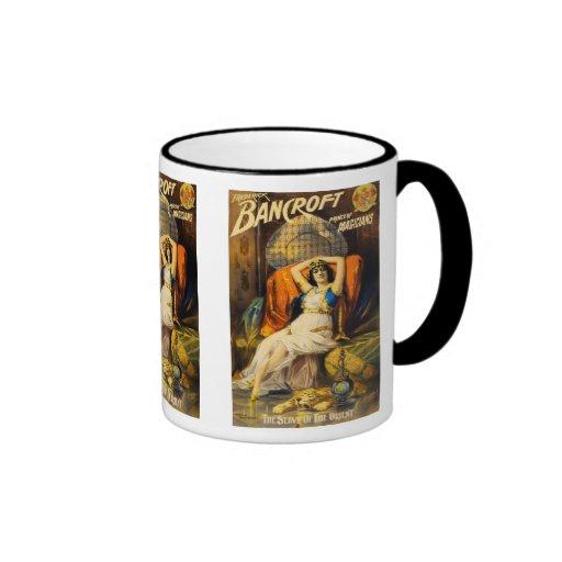 Frederick Bancroft, prince of magicians Ringer Coffee Mug
