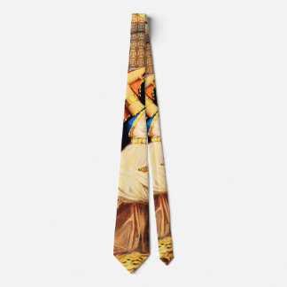 Frederick Bancroft, Prince of Magicians Neck Tie