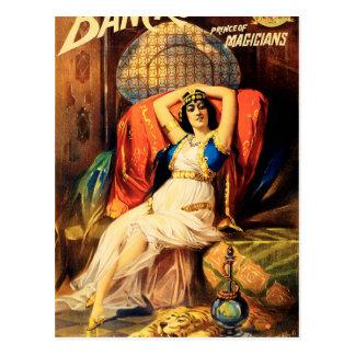 Frederick Bancroft, Prince of Magicians Postcard
