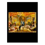 Frederick Bancroft prince of magicians Postcards