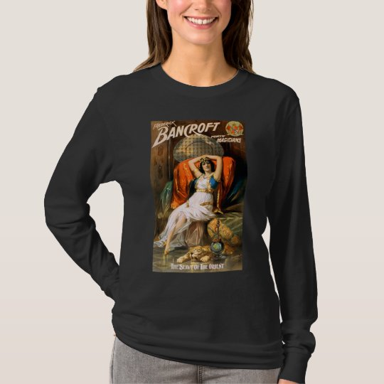 Frederick Bancroft Prince of Magicians T-Shirt