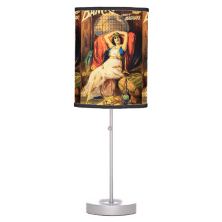 Frederick Bancroft, Prince of Magicians Table Lamp