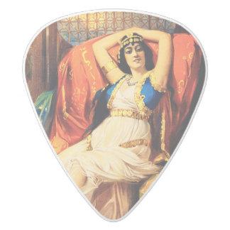 Frederick Bancroft, Prince of Magicians White Delrin Guitar Pick