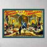 Frederick Bancroft, príncipe de magos Poster