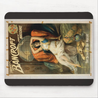 Frederick Bancroft, 'The Slave of the Orient' Mouse Pad