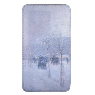 Frederick Childe Hassam - Late Afternoon, New York Galaxy S5 Pouch