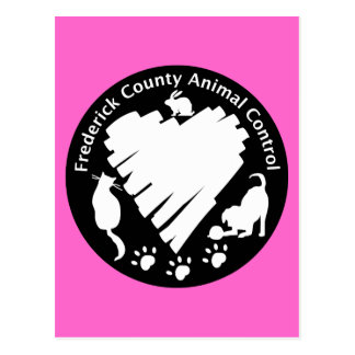 Frederick County Animal Control Postcard